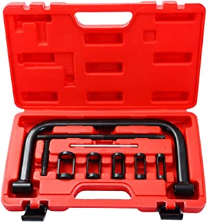 ATP Solid Valve Spring Compressor C Clamp Service Kit