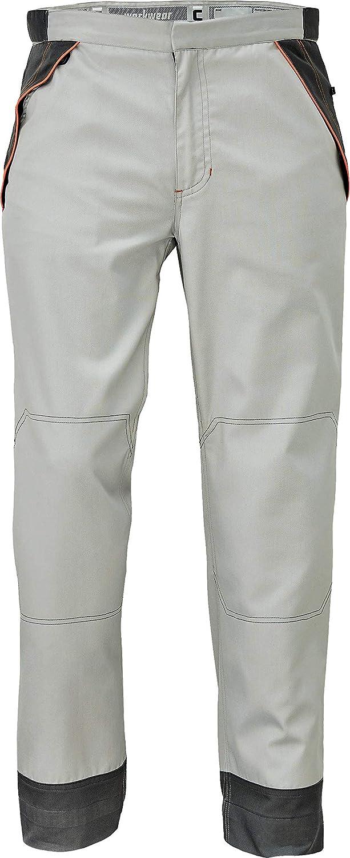 DINOZAVR Montrose Pantalon de Travail Respirant pour Hommes avec Taille et Longueur Ajustables