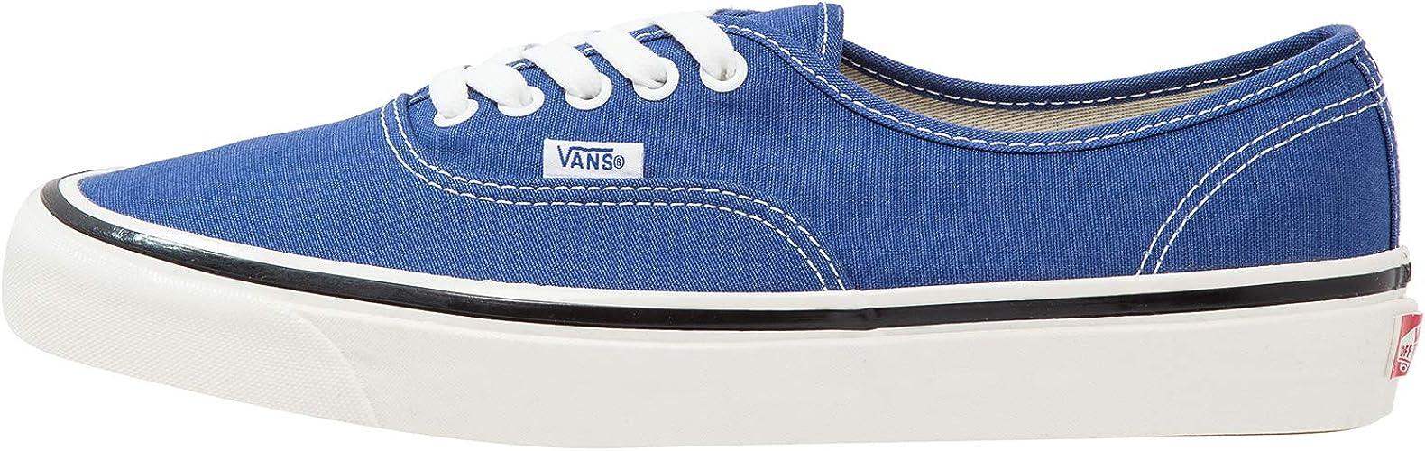 Vans Authentic 33 DX Blue Womens 12 / Mens 10.5 : Amazon.ca ...