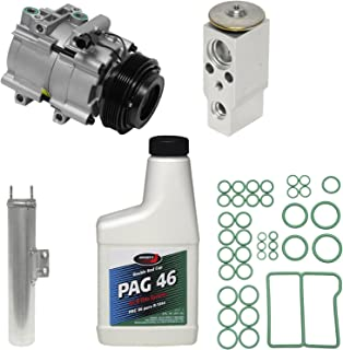 Universal Air Conditioner KT 2141 A/C Compressor and Component Kit