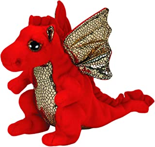 Ty Beanie Babies Legend Red Dragon