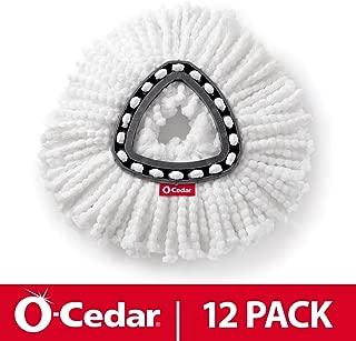 O-Cedar EasyWring Spin Mop Refill (Pack of 12)
