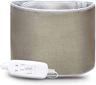 DHINGM Far Infrared Heat Heating Electric Heating Belt, 3 Modes of Vibration Massage, 3 Kinds of Adjustable Temperature, Improve Blood Circulation, Relieve Female Dysmenorrhea, Keep Warm Uterus