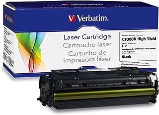 Verbatim Remanufactured Toner Cartridge Replacement for HP CF380X (Black)