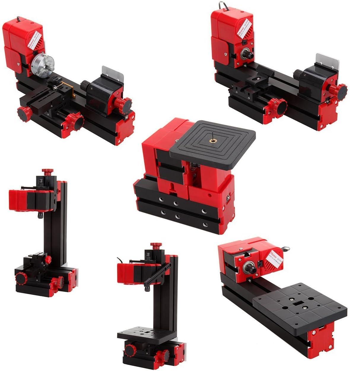 Iglobalbuy Mini Max 40% OFF Multipurpose Machine All items free shipping 6 In Kit Wood 1 Soft Metal