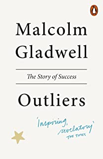 Outliers: The Story of Success by Malcolm Gladwell - Paperback