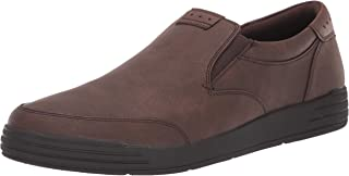 Men's Kore City Walk Moccasin Toe Sneaker Style Slip on Loafer Shoe