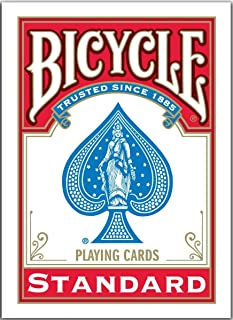 Bicycle Playing Cards (Red)