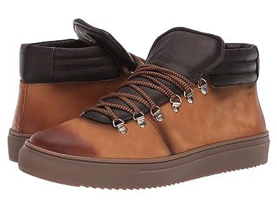 Massimo Matteo Hiking Sneaker (Wheat/Cafe) Men