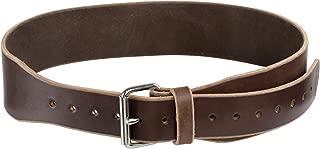 Tool Belt - 3 inch Width - Full Grain 16 oz Leather - One Piece Construction (Standard 3)