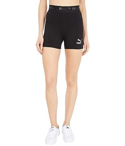PUMA Classics Modern Booty Shorts (PUMA Black) Women