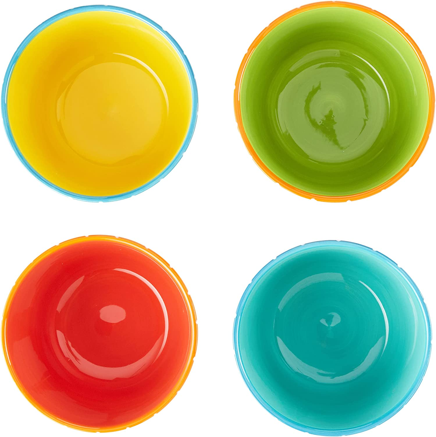 famous Certified International Mariachi Ice Cream Max 86% OFF Set 4 5.2 of Bowls