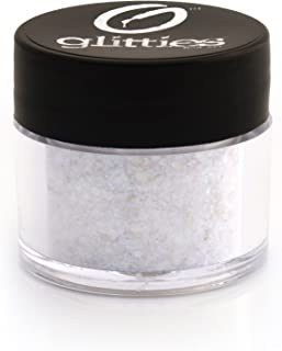 GLITTIES - Thin Ice - Iridescent Holographic Chunky Mixed Glitter ✶ COSMETIC GRADE ✶ Festival Body Glitter, Makeup, Face, ...