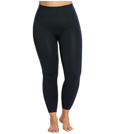 Spanx Look At Me Now Seamless Leggings (Port Navy) Women