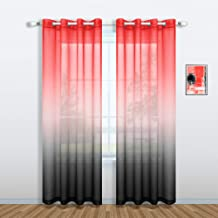 Red Black And White Living Room Decor  from m.media-amazon.com