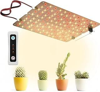 چراغهای رشد کابینت ACME ، نور مینی گلخانه ای ، چراغهای گیاهی زمانبندی برای گیاهان داخل ساختمان ، نور رشد گیاه برای نهال ، سبزیجات و گلدهی