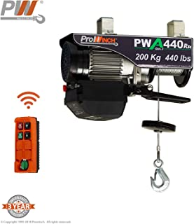 Best small electric wire rope hoists Reviews