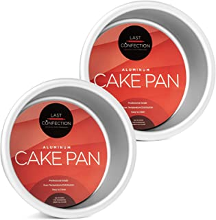 Last Confection 2-Piece Round Cake Pan Set - 4