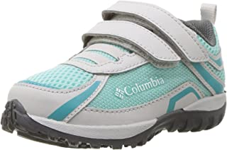 Columbia Unisex-Kids Childrens Conspiracy Sneaker Gulf Stream White 9 Regular US Little Kid