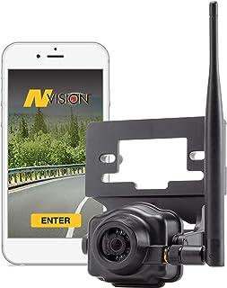 $109 » Hopkins 50060 NVision Wireless Trailer Backup Camera