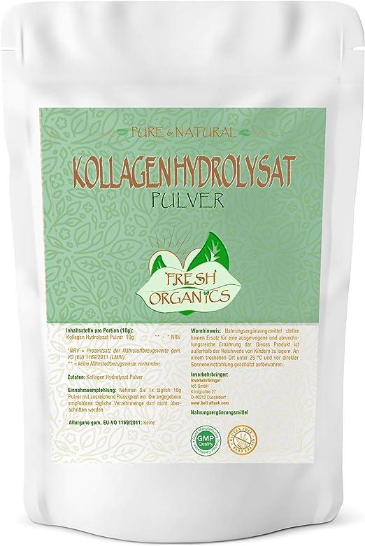 HYLOCUR Kollagen-Hydrolysat 2kg zur Gesunderhaltung belasteter Gelenke