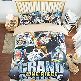 Funda Nordica One Piece.Amazon Fr Housse Couette One Piece