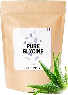 Glycine Pure • 100% Vegan • Acide Aminé essentiel • Idéal pour la reconstruction du collagène des articulations & les tend...