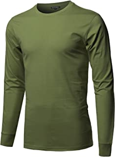 Best military green long sleeve Reviews