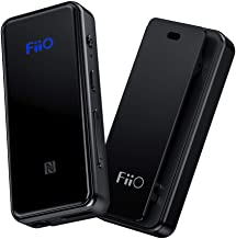 FiiO BTR3 HiFi Bluetooth Receiver&USB DAC | aptX/aptX HD/aptX LL/LDAC/AAC/HWA Support, for Home TV,Speaker,Car Stereo, NFC Pairing, Type C Port and 3.5mm Out, AK4376A 192K/24B DAC chip