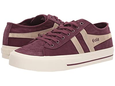 Gola Quota II Mirror (Windsor Wine/Gold) Women