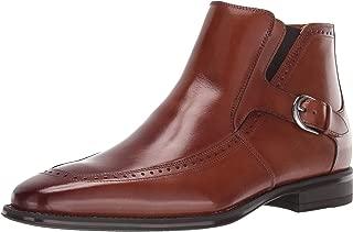 STACY ADAMS Men's Patton Side-Zip Dress Boot Ankle