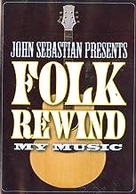 john sebastian folk rewind dvd