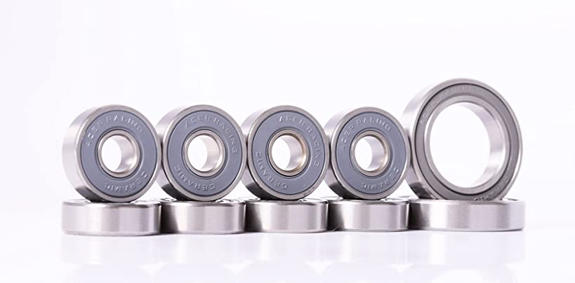 ACER Racing Boosted Board Ceramic Bearing Upgrade Service Kit by ACER Racing