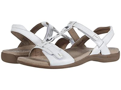 Taos Footwear Swifty (White) Women