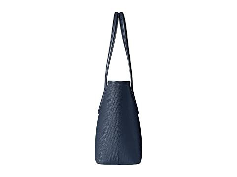 Lacoste Peacoat M Zip Chantaco Shopping Bag 0x80FZqr