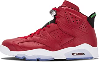 jordan 6 white varsity red black