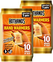 Hot Hands Hand Warmer Value Pack, Pack of 2(5 pairs each)
