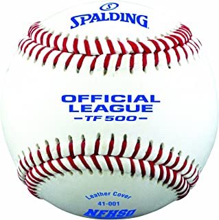 Spalding NFHS Official League TF 500 Baseball - Dozen