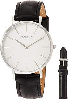 [ポリス]POLICE 腕時計 MAJESTIC PL.15304BS/01SET 【正規輸入品】
