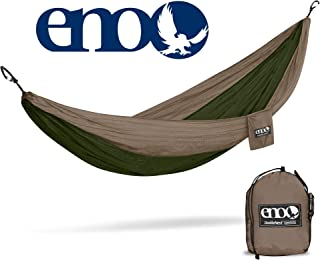 ENO - Eagles Nest Outfitters DoubleNest Hammock with Insect Shield Treatment