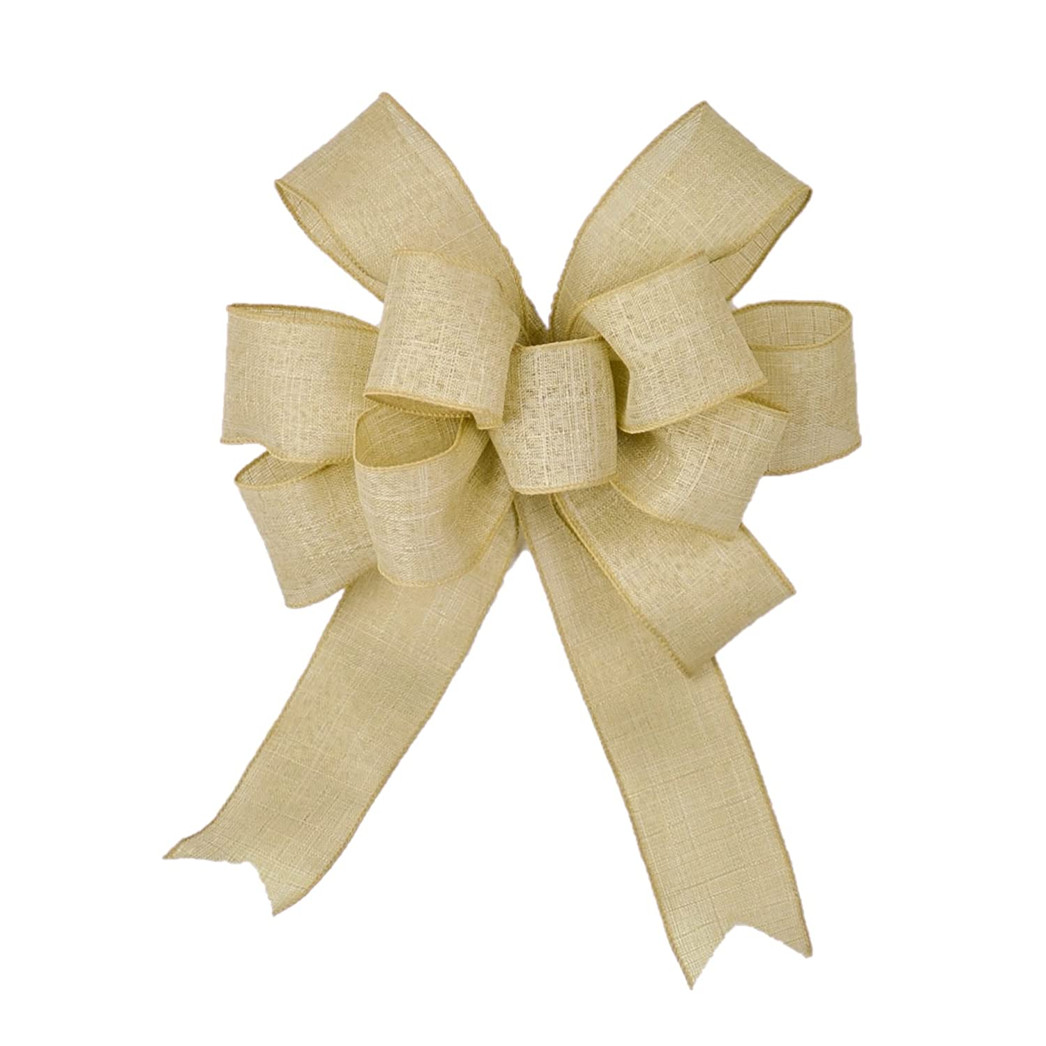 Wreath Bow for Add On security Lanter Garlands Attachments Max 48% OFF Staircase to