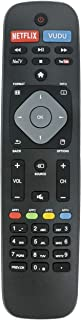 New Replaced Remote fit for Philips Smart TV NH500U NH500UW NH503UP 43PFL4902 65PFL5602 55PFL5602 50PFL5602 43PFL5602 75PFL6601 32PFL4902 40PFL4901 43PFL4901 43PFL4902 50PFL4901 50PFL5601 50PFL5602/F7