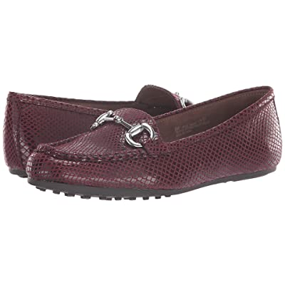 A2 by Aerosoles Drive Back (Wine Snake) Women