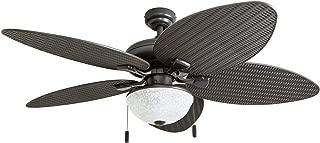 Honeywell Ceiling Fans 50510-01 Inland Breeze Ceiling Fan, 52