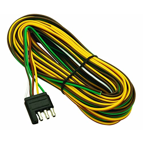 Trailer Wire Harness: Amazon.com on traverse wiring diagram, chevrolet wiring diagram, yukon wiring diagram, corvette wiring diagram, pioneer radio wiring diagram, metro wiring diagram, p25 wiring diagram, c1500 wiring diagram, ram 1500 wiring diagram, lumina wiring diagram, sierra wiring diagram, truck wiring diagram, suburban wiring diagram, p15 wiring diagram, corsica wiring diagram, silverado wiring diagram, llv wiring diagram, camaro wiring diagram, chevy ii wiring diagram, k1500 engine,