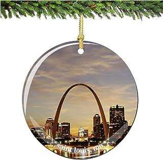 Best st louis christmas ornament Reviews