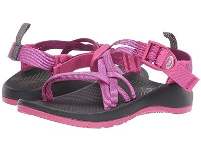 Chaco Kids Zx1 Ecotreadtm (Toddler/Little Kid/Big Kid) (Metallic Pink) Girls Shoes