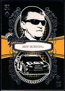 Racing Nascar 2009 Wheels Main Event #11 Jeff Burton