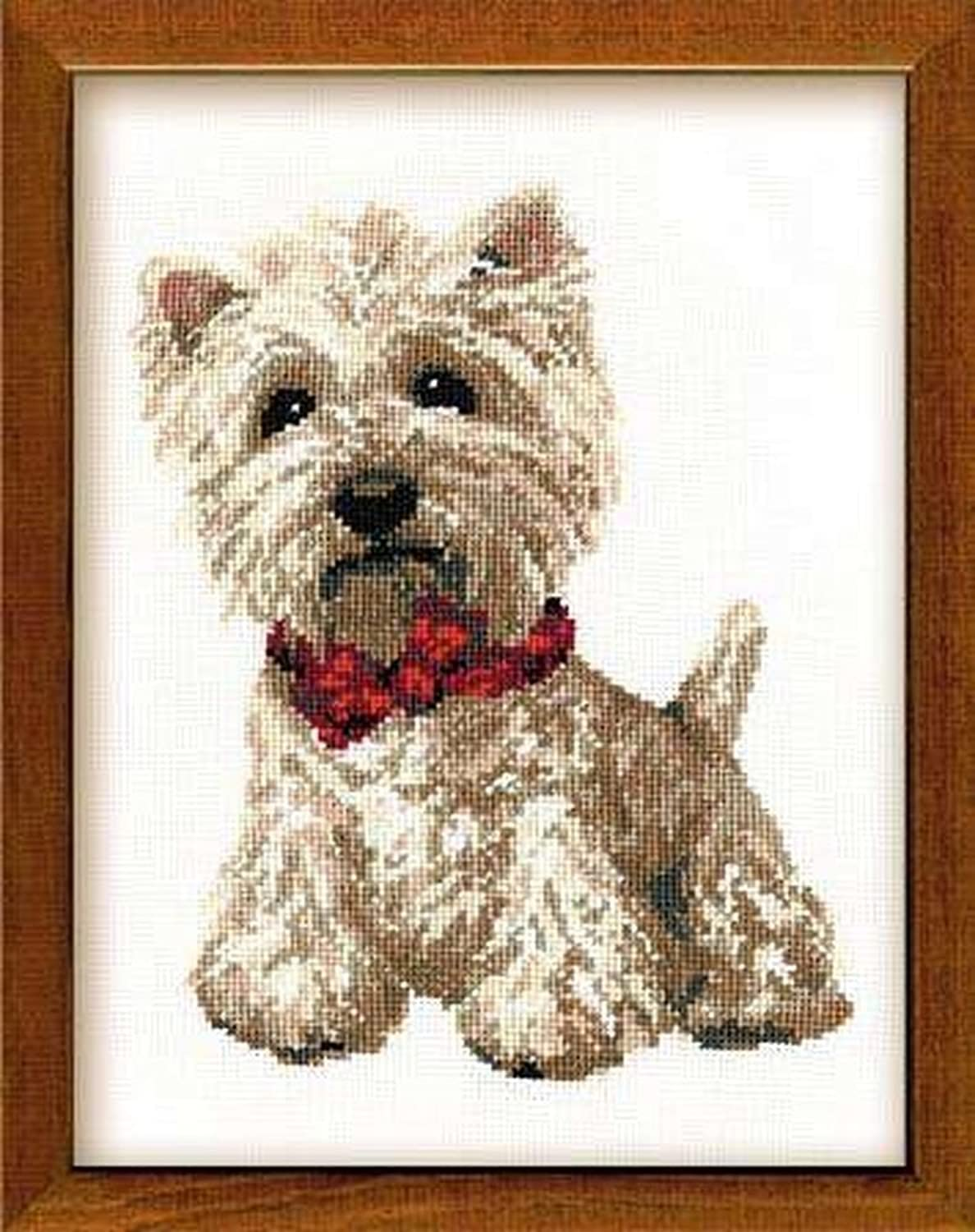 RIOLIS 945 - West Highland - Counted Cross Stitch Kit 8