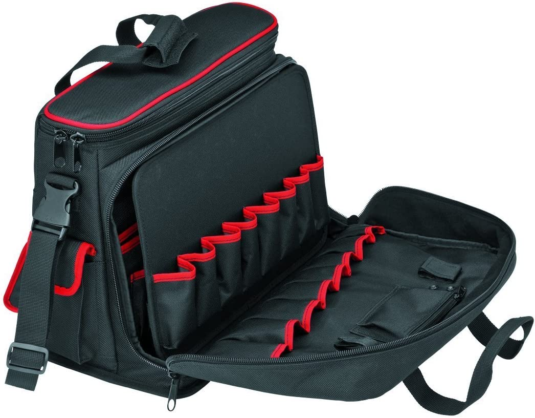 Genuine Free Shipping Knipex 00 21 10 San Francisco Mall LE and Tool bag notebook